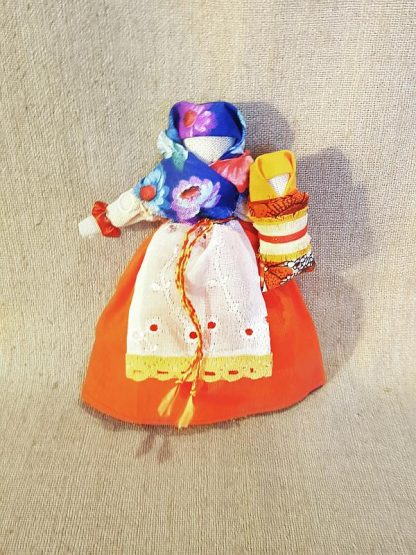 Кукла Мамушка