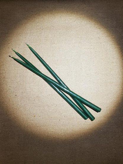 Набор свечей на Богатство с ритуалом