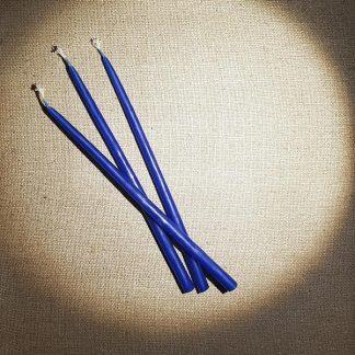 Набор свечей на Карьерный рост с ритуалом