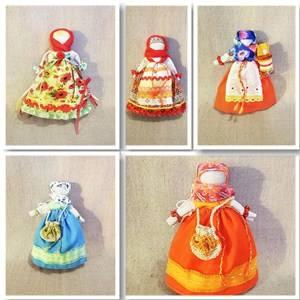 Куклы Берегини