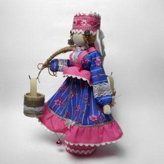 Кукла оберег Богатеюшка
