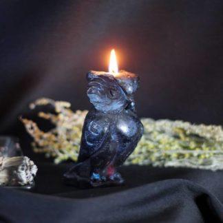 Свеча «Сова»