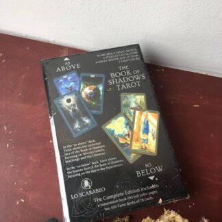 Подарочный набор Таро Книга теней
