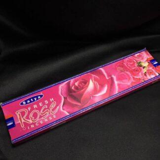 Благовония «Fresh Rose» Satya
