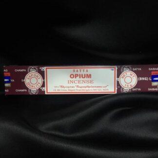 Благовония «Opium» Satya