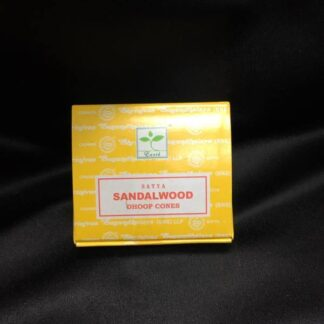 Благовония «Sandalwood» конусы Satya